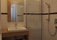 Zimmerdetail Dusche