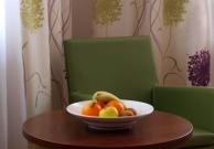Zimmerdetail Tischdeko